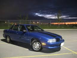 1995 oldsmobile achieva information and photos zombiedrive