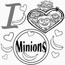 71 minions images coloring pages coloring