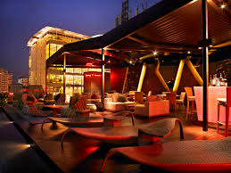 Top Rooftop Bars Singapore Naumi Hotel Hotel Interior Designs