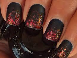 55 best glitter nail art design ideas