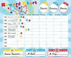 amazon magnetic reward star chart motivating children