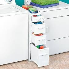 Laundry Room Storage Cart Laundry Organizer Between Washer Dryer Drawers Need To Find A