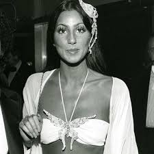 italian domme in hair curlers cher looks so pretty in this outfit favorite cher outfits and