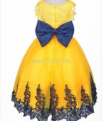 flower dresses blue and yellow wedding dresses in jax