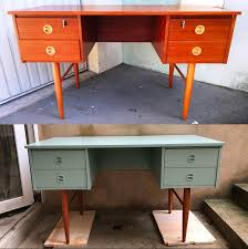 repeindre un bureau repeindre un meuble vintage épisode 2