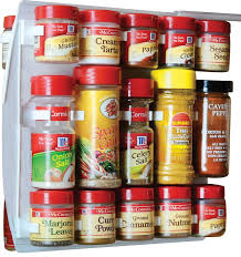 18 Jar Spice Rack Spice Jars U0026 Spice Racks