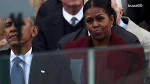 Big Cock Meme - michelle obama side eyeing melania trump is inauguration day s