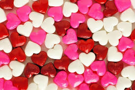 heart shaped candy heart shaped candy background stock photo image of dessert