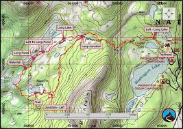 Map Of Northern Utah by Hiking Long Lake Western Uintas Road Trip Ryan