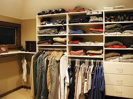 Shallow Closet Organizer - walk in closets custom closets closet concepts