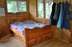 Twin Bedroom Sets Are They Beneficial Two Kids In One Bed And A Tour Of Cabin Living Quarters