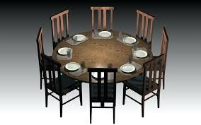 round dining table for 8 u2013 ufc200live co