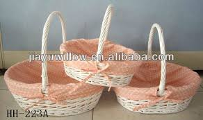 Gift Baskets Wholesale Cheap Wicker Easter Baskets Wholesale With Liner Buy Easter