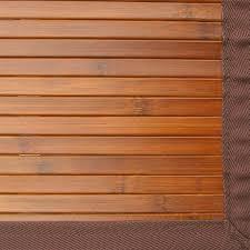bamboo rug bamboo valance photo