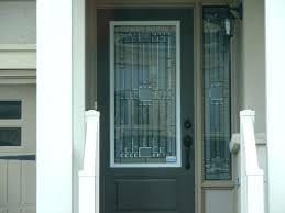 Exterior Doors Glass Exterior Door Inserts Choose Front Door Glass Inserts Entry Doors
