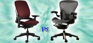steelcase leap vs aeron u2013 what u0027s the difference