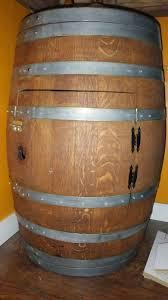 Wine Barrel Vanity Wine Barrel Cabinet Crafty Trev