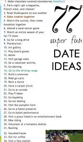 30 date ideas married couples couples