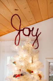 easy diy christmas tree toppers u2013 a beautiful mess