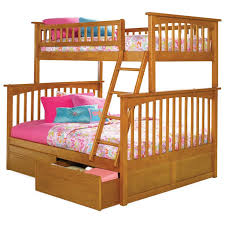 Columbia Bunk Bed Columbia Bunk Bed W Flat Panel Drawers Dcg Stores