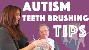 autism resources brushing teeth for autistic children and adults