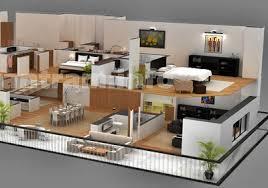 Commercial Office Floor Plans 3d Floor Plan Design Interactive 3d Floor Plan Yantram Studio
