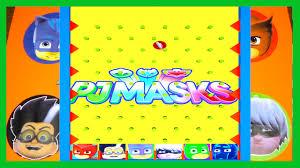 pj masks game paw patrol avengers mashems batman