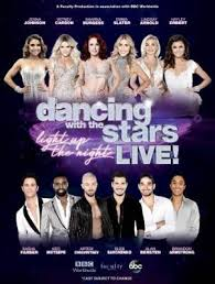 dwts light up the night tour dancing with the stars live light up the night tour hits the road