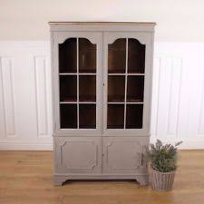 Antique Display Cabinets Ebay Uk Solid Wood Display Cabinets Ebay