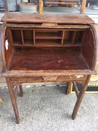 Roll Top Desk Antique Sold Antique Child U0027s Rolltop Desk Heritage Collectibles