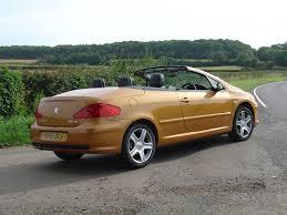 peugeot 607 coupe peugeot 307 coupé cabriolet 2003 2008 features equipment and
