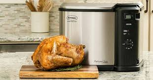 butterball turkey roaster prime butterball xl electric turkey fryer only 81 75
