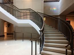Radius Stairs by Spiral Staircases Albina Co Inc Blog