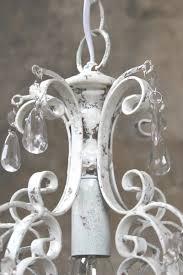 Wohnzimmer Lampen Antik Kronleuchter Lüster Lampe Weiß Antik Neu Vintage Landhaus Shabby