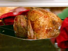 thanksgiving turkey with rub by the neelys at www