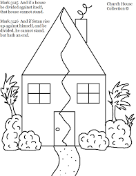 church house collection blog coloring page for mark 3 25 if a