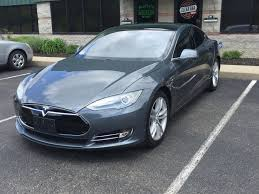 tesla inside roof 2013 tesla model s p85 panoramic roof xpel passport 9500ci w