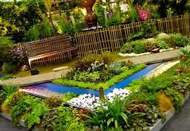 fresh small outdoor garden ideas 1124