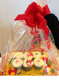 cupcake gift baskets cupcake gift basket eggless gurdips cake house