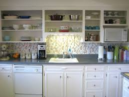 kitchen cabinets without doors hbe kitchen pertaining to open