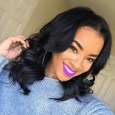 weave hairstyles with middle part sew in hairstyles cute short and middle bob hair styles