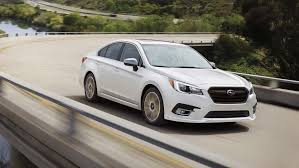 subaru legacy convertible updated 2018 subaru legacy gets 200 bump starts at 22 195