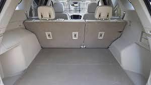 gmc terrain back seat 2018 gmc terrain interior autoweek