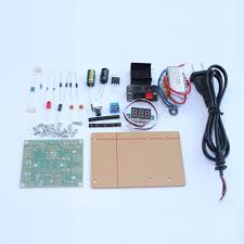 adjustable ac to dc regulated power supply module diy kit lm317