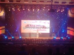 wedding backdrop led led wall led curtain wedding decoration purchasing