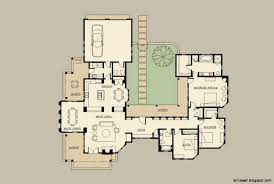 style homes with courtyards baby nursery style house plans with courtyard home