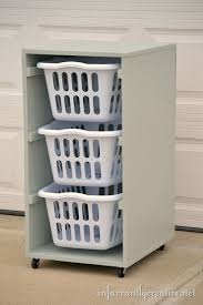 Ideas For Laundry Carts On Wheels Design The 25 Best Rolling Laundry Basket Ideas On Pinterest Laundry
