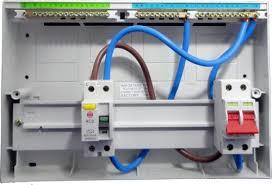 consumer unit wiring diagram split load consumer wiring diagrams