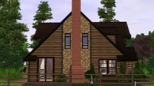 mod the sims craftsman cabin