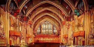 Church Backdrops Gothic Cathedral Backdrops Fantastic Australia
